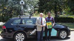 Jaswinder Singh, il vincitore del concorso