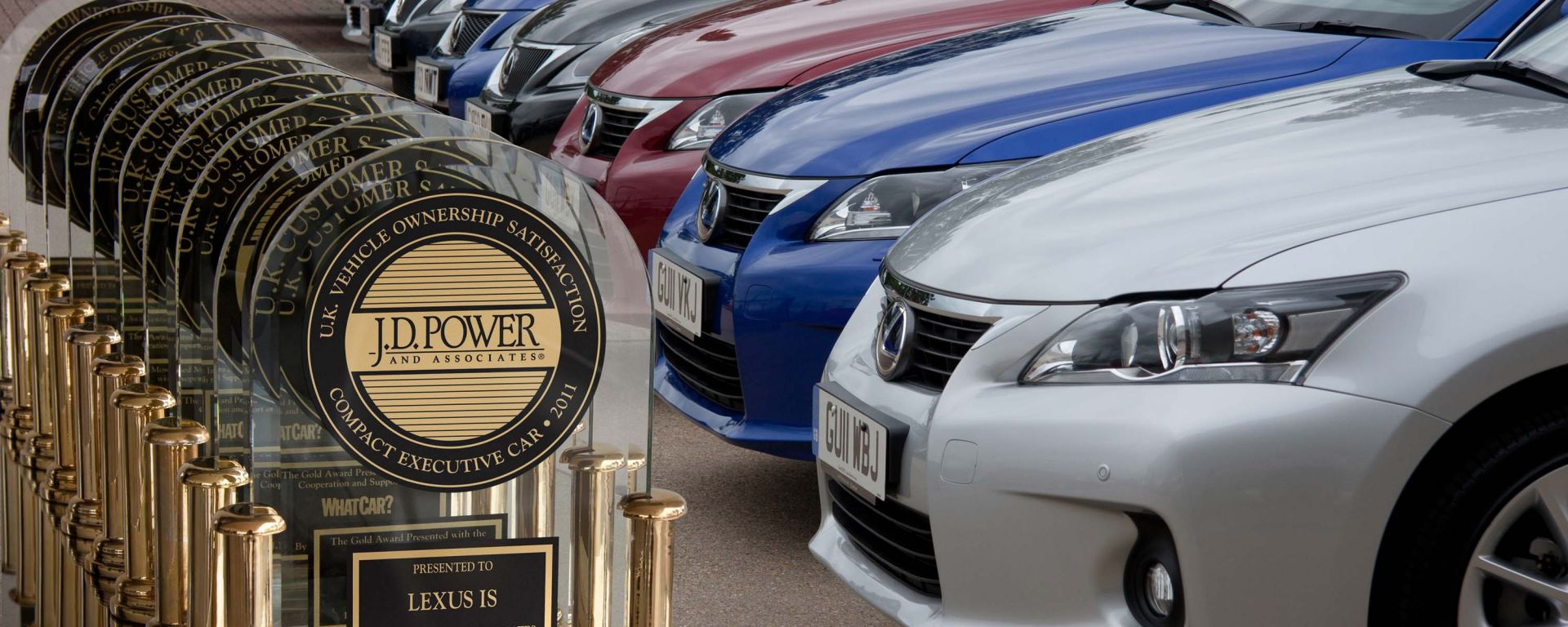 JD Power 2011: piace il made in Japan