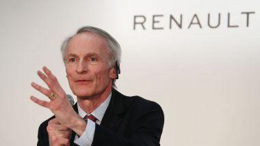 Jean-Dominique Senard, presidente del CdA Renault