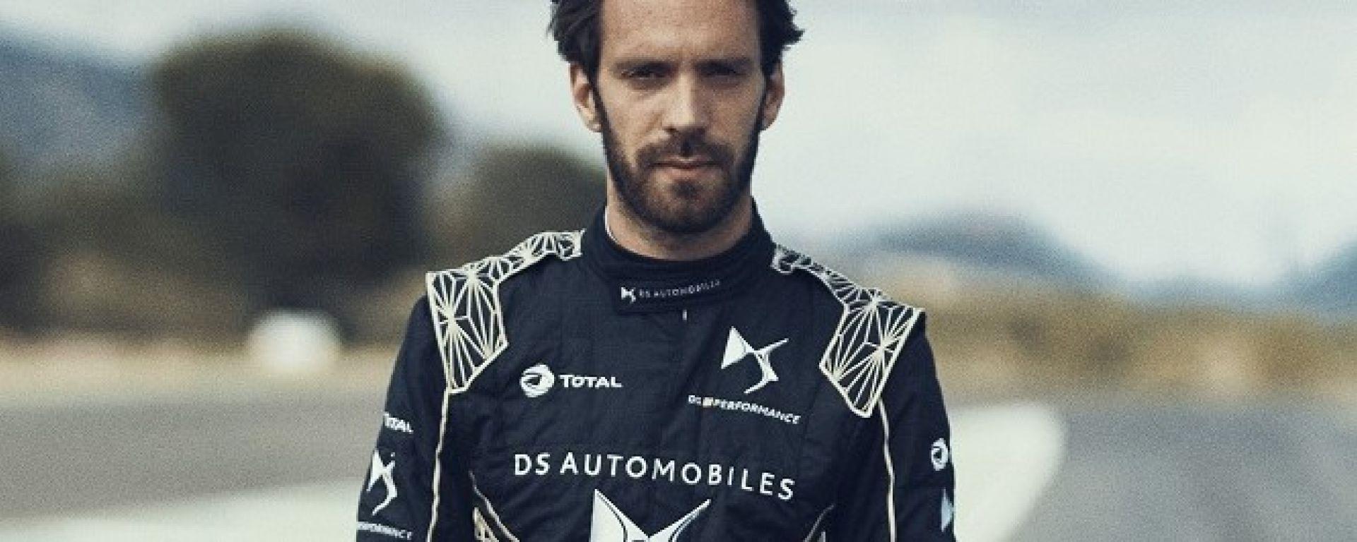 Jean Eric Vergne  - DS Tacheetah