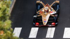 Jean-Eric Vergne, leader della classifica Formula E dopo l'ePrix di Monaco 2019