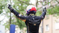 Jean-Eric Vergne, leader della classifica Formula E dopo l'ePrix di Svizzera 2019