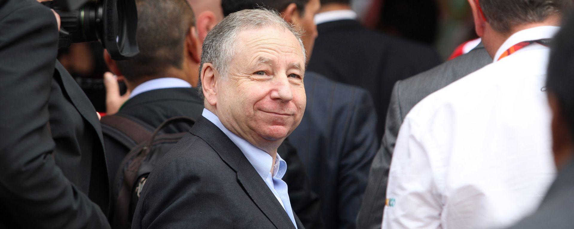 Jean Todt è Presidente della Fia dal 2009