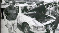 Jean Todt quando militava nel WRC