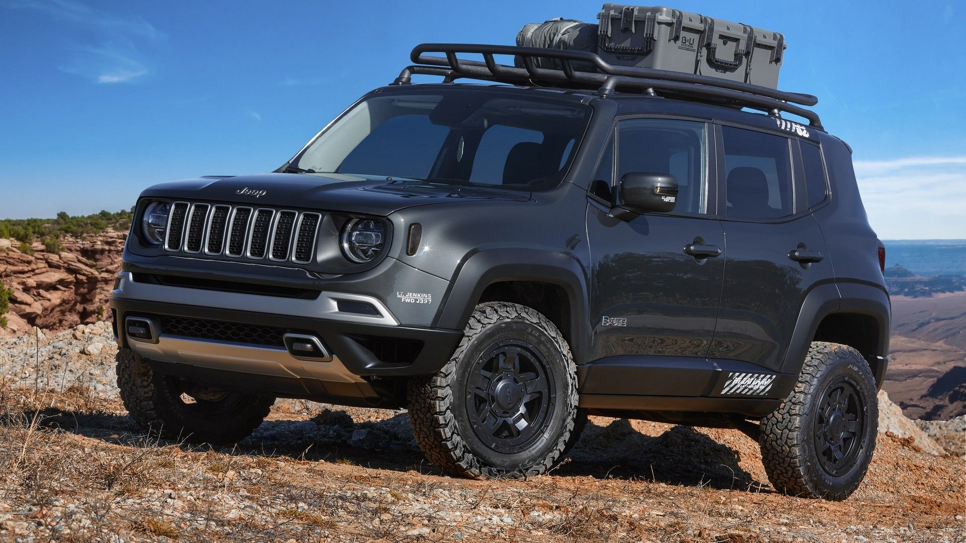 2018 Jeep Renegade Suv Photo And Video Gallery Jeep Renegade 2019 Nera