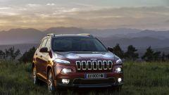 Jeep Cherokee 2014, la versione europea - Immagine: 18