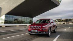 Jeep Cherokee 2014, la versione europea - Immagine: 20