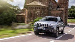 Jeep Cherokee 2014, la versione europea - Immagine: 1