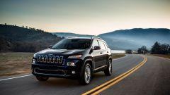 Jeep Cherokee 2014, le prime foto - Immagine: 2