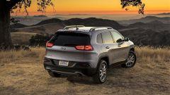 Jeep Cherokee 2018: vista 3/4 posteriore