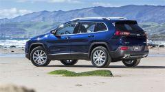 Jeep Cherokee a rischio incendio: richiamo per 50.000 auto