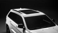 Jeep Cherokee allestimento S: dettaglio tetto
