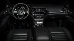 Jeep Cherokee allestimento S: particolare degli interni