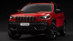 jeep cherokee trailhawk 2019 3/4 anteriore