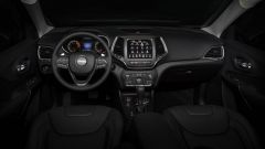 jeep cherokee trailhawk 2019 interni