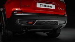 jeep cherokee trailhawk 2019 paraurti posteriore