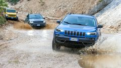 Jeep Cherokee Trailhawk 2019: la prova su strada e off-road - Immagine: 22
