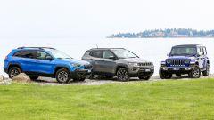 Jeep Cherokee Trailhawk 2019: la prova su strada e off-road - Immagine: 25