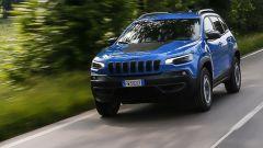 Jeep Cherokee Trailhawk 2019: la prova su strada e off-road - Immagine: 1