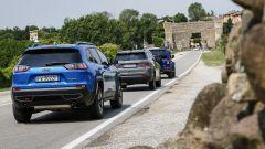 Jeep Cherokee Trailhawk 2019: la prova su strada e off-road - Immagine: 23