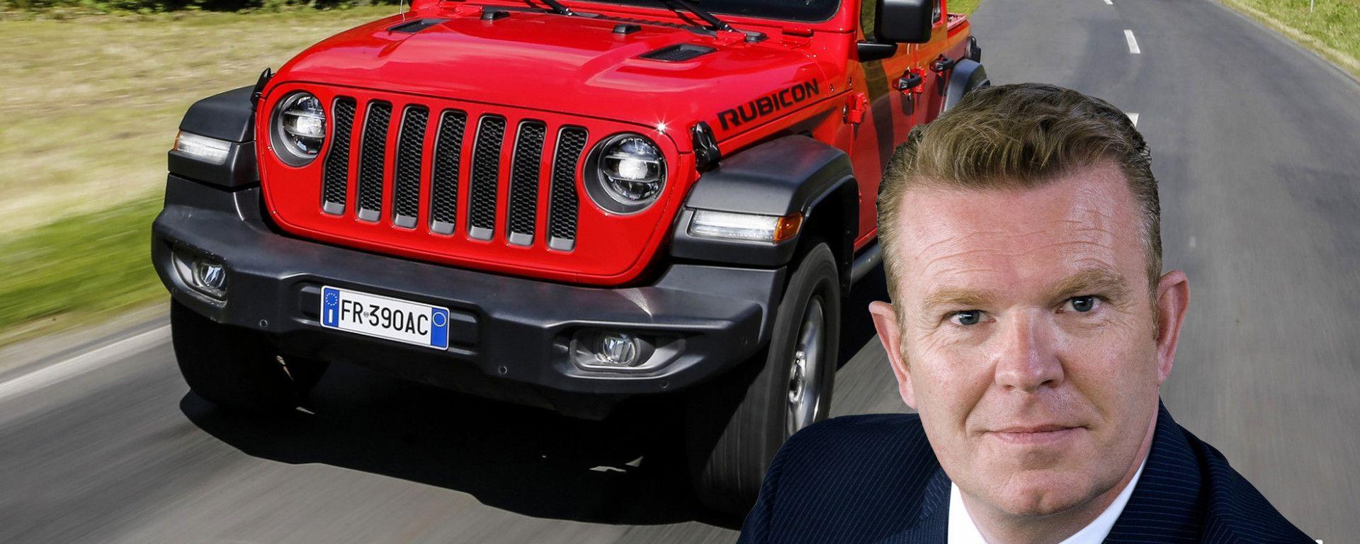 Jeep Christian Meunier è il nuovo presidente. Il futuro del marchio