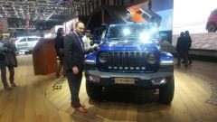 Jeep Salone di Ginevra: Jeff Hines ci parla della nuova generazione di Wrangler