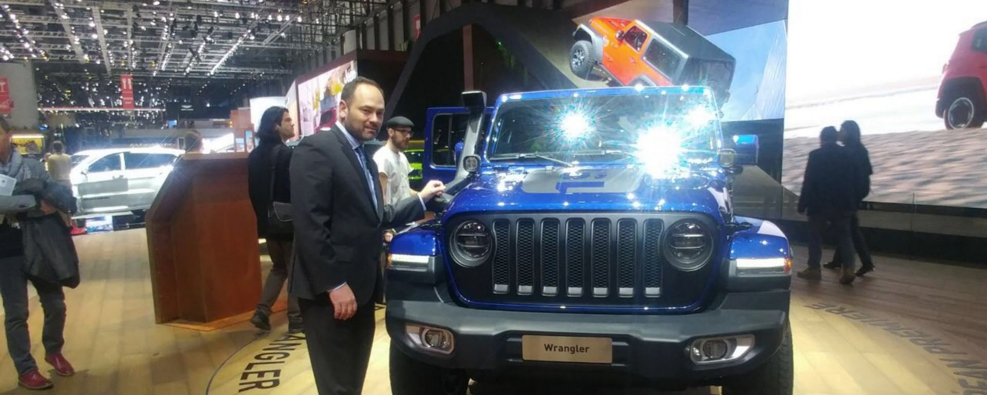 Jeep: come fa un'icona come Wrangler a rimanere al passo coi tempi?