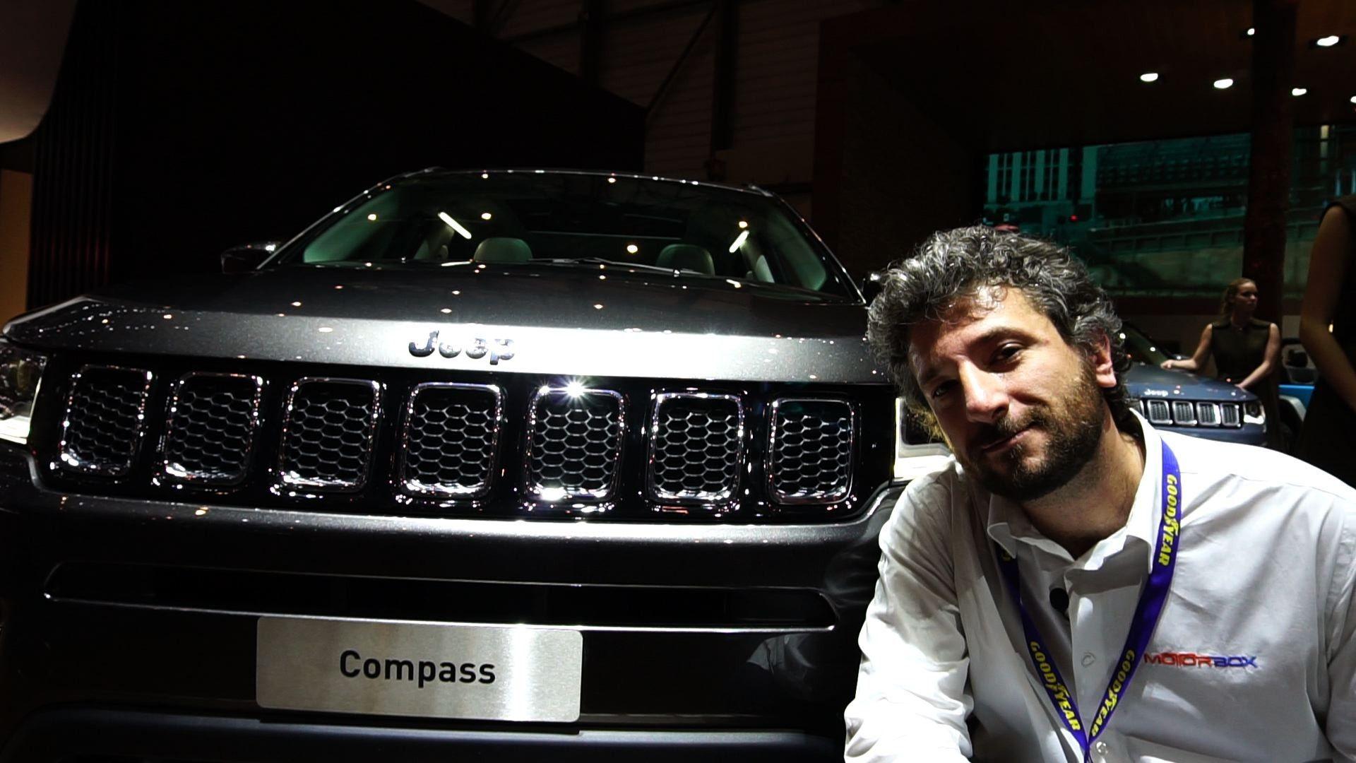 Salone di ginevra 2017 novit auto jeep compass 2017 for Interni salone