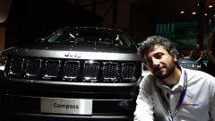Jeep Compass 2017: in video dal Salone di Ginevra 2017  - Immagine: 1