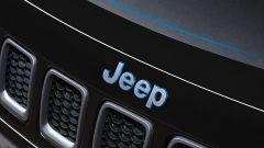 Jeep Compass 4xe, dettaglio del frontale