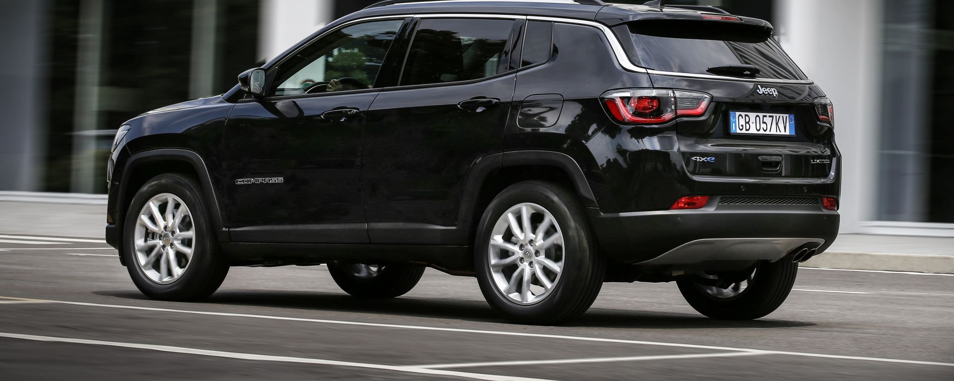Jeep Compass 4xe Limited