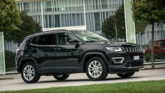 Jeep Compass 4xe plug-in hybrid Limited 2020