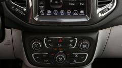 Jeep Compass 4xe plug-in hybrid Limited, comandi a centro plancia