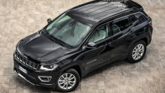 Jeep Compass 4xe plug-in hybrid Limited, dall'alto