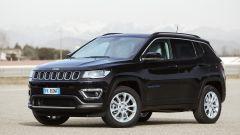 Jeep Compass 4xe plug-in hybrid, prezzi da 42.650 euro