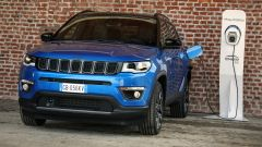 Jeep Compass 4xe plug-in hybrid S