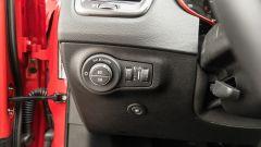 Jeep Compass 4xe Trailhawk: i comandi dei fari