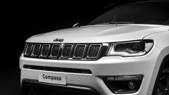 Jeep Compass allestimento S: vista anteriore