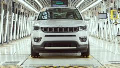 Jeep Compass, dal 2020 produzione a Melfi