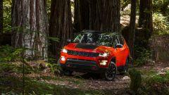 Jeep Compass: design distintivo e ottime proprietà in off-road