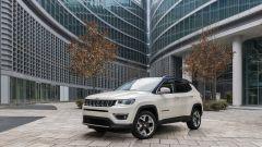 Jeep Compass: dopo Los Angeles, eccola anche a Ginevra