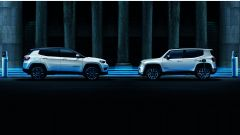 Jeep Compass e Jeep Renegade 4xe, il plug-in hybrid è servito