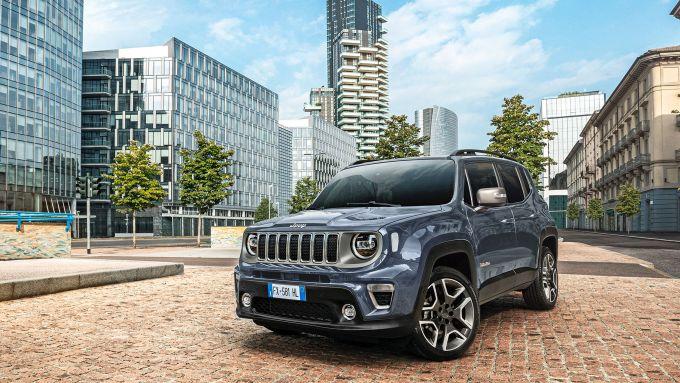 Jeep Compass e Renegade plug-in ibride: al via le prenotazioni