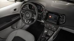 Jeep Compass: gli interni