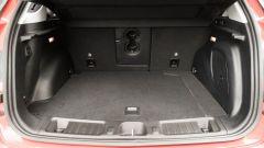 Jeep Compass, il bagagliaio