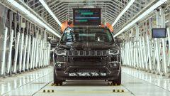 Jeep Compass, il Suv è pronto per l'elettrificazione