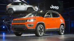 Jeep Compass: la nuova suv compatta debutta al Salone di Los Angeles