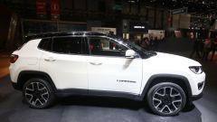 Jeep Compass: la presentazione al Salone di Ginevra 2017
