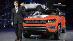 Jeep Compass: la suv arriverà in Italia nella seconda metà del 2017