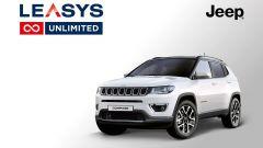 Jeep Compass Leasys Unlimited: il noleggio auto a lungo termine 2.0